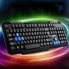 1pc original Mashang MS500 gaming computer keyboard external USB mute waterproof keyboard 2 years quality warranty