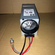 12V 16.5A inner rotor brushless motor drive turbofan server fans built a metal box DIY vacuum cleaner motor accessories