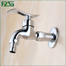 FLG Free shipping Factory Supplier Single Cold In-wall Faucet Single Cold Wall-mounted Tap Single Cold Concealed Faucet Mixer