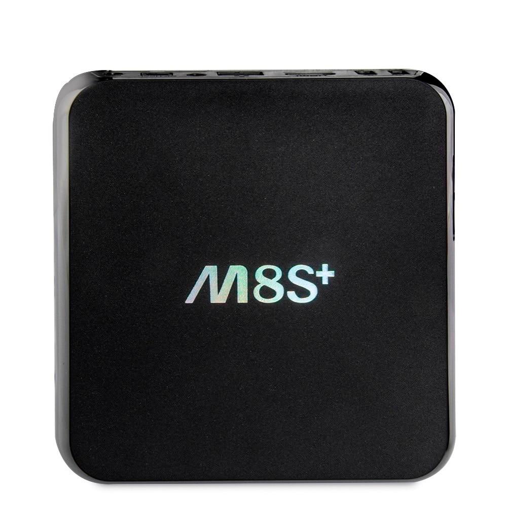 Newest M8S+ Android 5.1 TV Box Amlogic S812 Quad Core 2.4G&amp;5G Wifi 2GB/8GB H.265 HEVC Gigabit Lan Bluetooth 4.0 KODI TVBOX<br><br>Aliexpress