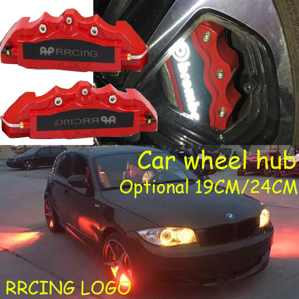 Car LED vehicle wheel hub light,camry fog light,2pcs,optional:Red/yellow color;car breaking light,size 19CM/24CM;car brake light<br>