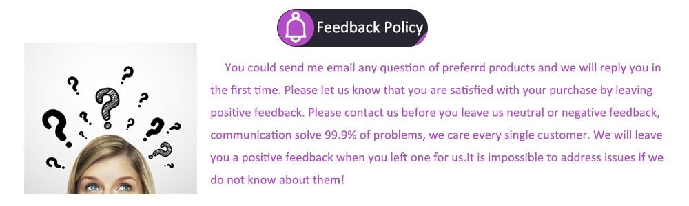 feedback policy