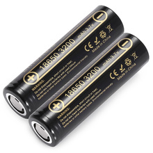 2pcs HK LiitoKala Lii-32A 3.7V 18650 3200mAh for LG MH1 10A Li-ion Battery Rechargeable 18650 e-BIKE Battery Electric balanced(China)