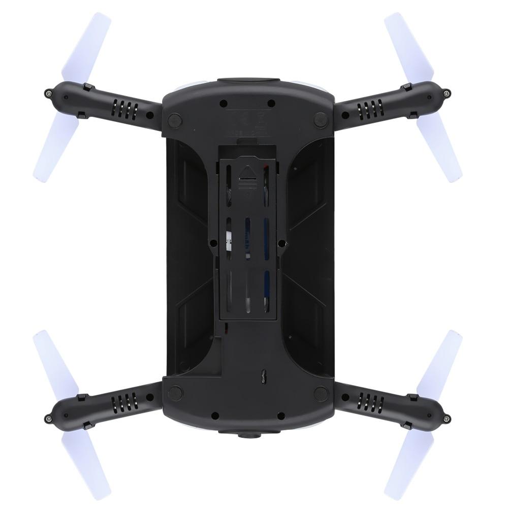 JJRC H37 ELFIE Foldable Pocket Selfie Drone WiFi FPV Phone Control Quadcopter Altitude Hold G-Sensor Mode 720P HD Selfie Drone 20