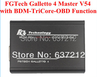 DHL Free Fgtech Galletto 4 Master v54 Fgtech FG Tech Galletto 4 Master FGTech BS Support BDM Function(China (Mainland))
