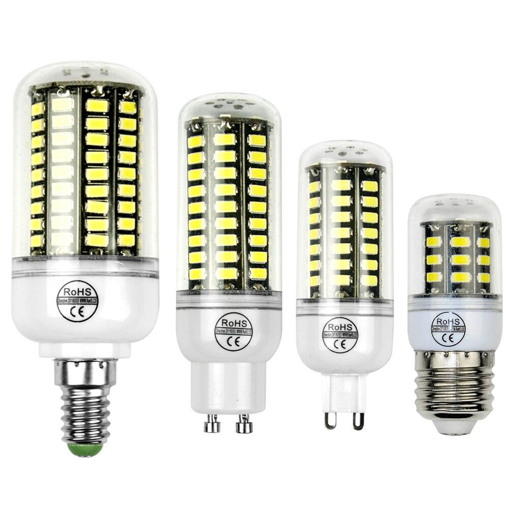 8PCS/LOT 3w 5w 7w 10w 90-260V SMD 5736 High bright bulb E27 E14 G9 GU10 LED Corn Bulb SMD 5730 led aluminum pcb light lamparas<br><br>Aliexpress