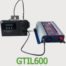 600W solar grid tie inverter 10.8-30V/22-60V dc to 120V 230V ac with limiter prevent extra power to grid,pure sine wave,mppt