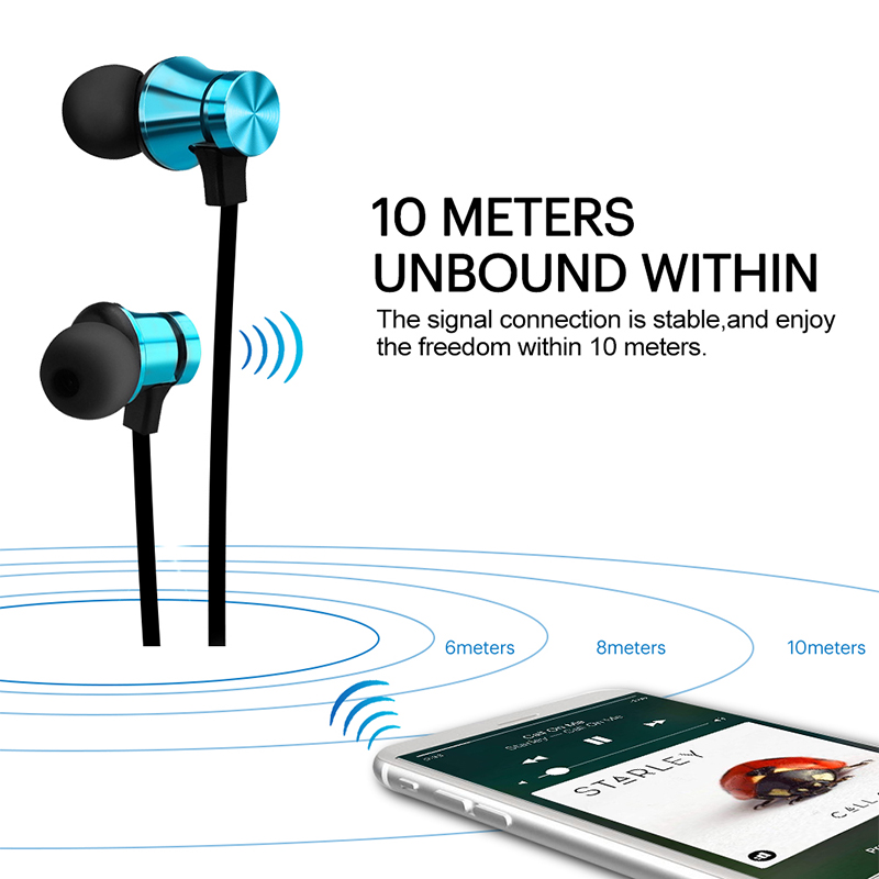For Samsung Galaxy S10 Plus S9 S8 S7 Edge A9 A8 A8s A7 A6 J6 J4 J7 J3 J5 Note 9 8 Earphone Bluetooth Headphone Wireless Earbud (2)