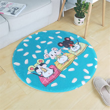 Buy Cartoon Rat/Giraffe/Pig Soft Carpet Living Room European Home Warm Plush Floor Rugs Mats Faux Fur Area Rug Living Room Mats for $11.61 in AliExpress store