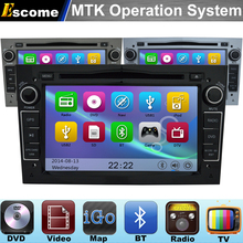MTK3360 Car DVD Automotivo For Opel Vectra 2003 2004 2005 2006 2007 2008 Opel Corsa with Bluetooth Radio GPS Navigation