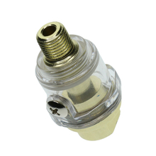 Buy 1/4'' Mini Line Oiler Air Tool Oiler Lubricator Compressor Pipe Oil