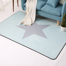 Nordic Stars Carpets For Living Room Soft Area Rugs For Bedroom Sofa/Coffee Table Floor Mat Study/Cloakroom Rug/Carpet