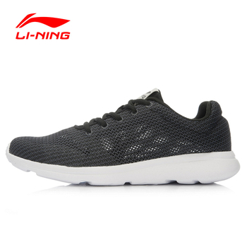 Li-Ning Men's Running Shoes Breathable Easy Run Sneakers EVA Outsole Footwear Soft Sports Shoes ARJL001 XYP431