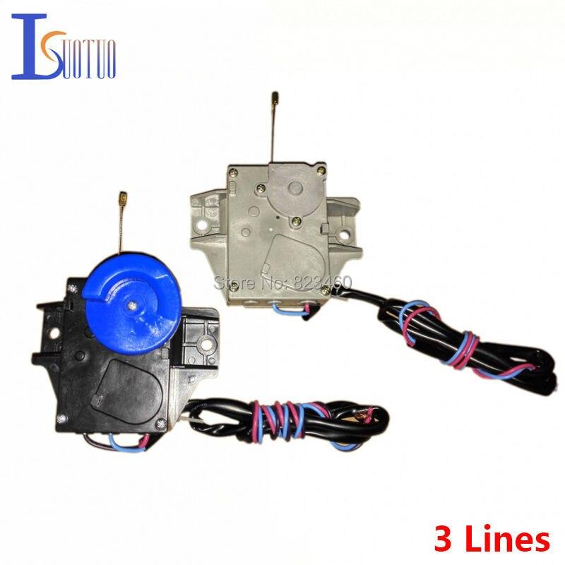 Original Sanyo washing machine retractor applies to XQB60-B835S / 516 / M955N / 88A Brand new 3 lines drainage motor<br>