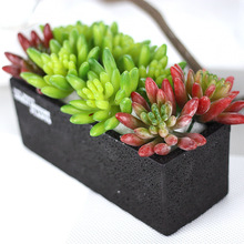 5 PCs lotus Artificial Flowers for Home Decoration Artificial Plants Fake Flowers Wedding flower Party Flores Artificiales(China)
