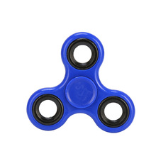 Buy Fidget Spinner Finger ABS EDC Hand Spinner Tri Kids Autism ADHD Anxiety Stress Relief Focus Handspinner Toys 11-414 for $3.60 in AliExpress store