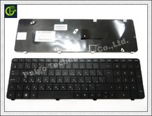 Russian RU Keyboard for HP Compaq CQ72 G72 Black Aeax8u00010 Mp-09J93us-920 Aeax8r00110 V112446as1 589301-251 keyboard