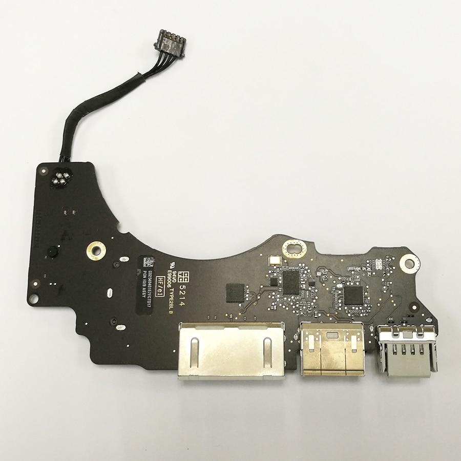 Genuine Laptop 820-3539-A 661-8155 I/O USB 3.0 SDXC Card Reader Board For Macbook Pro 13 A1502 Retina 2013 2014<br>