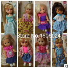 2015 Hot Sale Original Accessories Set Wholesale Lot Various German  Simba  Kelly Mini  Doll Clothes American Girl Doll