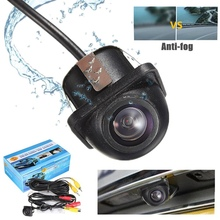 Mini Anti Fog Glass Car Auto Rear 150 Degree Wide View Angle Reverse Backup Waterproof Camera Parking Assist Cameras
