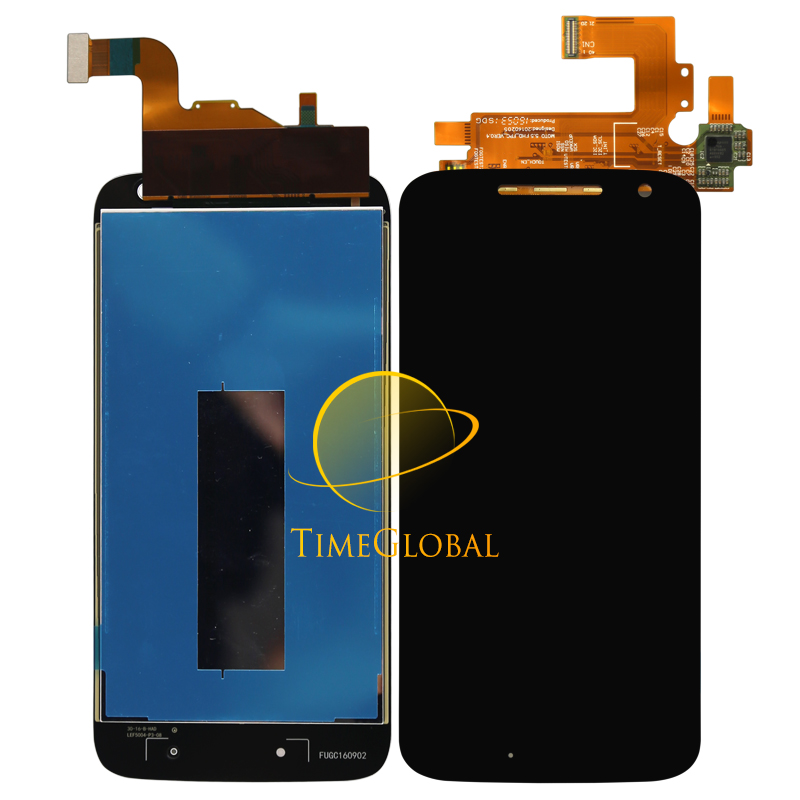 5.5 For Motorola Moto G4 LCD Display with Touch Screen Digitizer Assembly Replacement , Free Shipping<br><br>Aliexpress