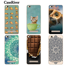 "CaseRiver Redmi 4A Case High Quality Soft Silicone Phone Case For Xiaomi Redmi 4A 5.0"" Back Cover, Cases Cover For Redmi 4A Case"