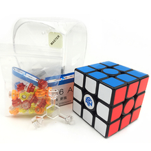 Gan 356 Air Speed Cube Puzzle Toy Rubik's Cube Professional Competition Classic Cubo de Rubik Toys For Children