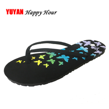 New 2017 Women's Summer Beach Flip Flops Lady Slippers Women Summer Shoes for Women Flat Heel Casual Brand Shoes(China)