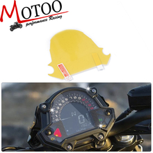 Motoo -For Kawasaki Z900 Z650 Z 900 2017 Motorcycle Accessories Dashboard Instrument Speedometer Film Screen Protector Stickers