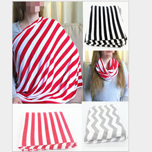 Hot Sale Fashion Cotton Nursing Cover Mother Breast Feeding Maternity Nursing Apron Covers Lactation Blanket Breathable Pregnant(China)