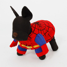 Free Shipping Pet Clothing Halloween Spider-man Four Legged Models Dog Clothes Spring/Autumn/Winter Puppy Coat Cosplay Show