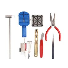 16-Piece/Set Practical Table Tool Combination Package Watch Repair Tool Kit Practical Table Tool LKT75