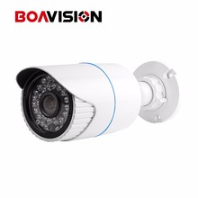 XMEYE H.265 H.264 4MP IP Camera POE Outdoor Bullet CCTV Security Camera High Resolution HI3516D + 1/3'' OV4689,IR Range 20M