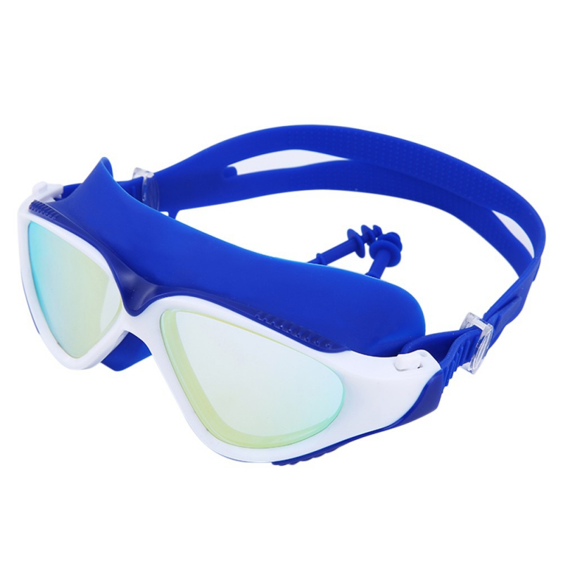Goggles Professional Children Silicone Swimming Goggles Anti-fog UV Swimming Glasses for Men Women Eyewear 32