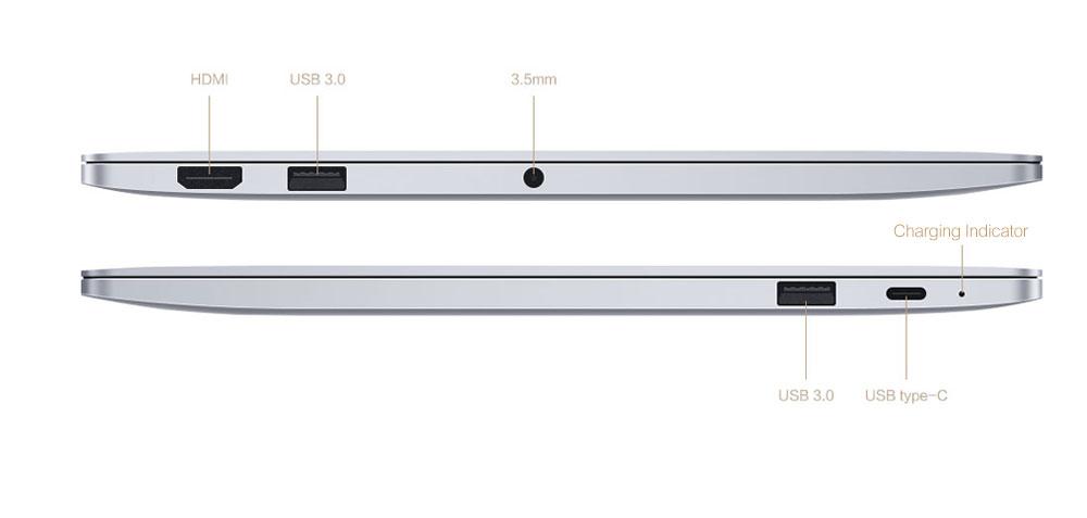XIAOMI MI NOTEBOOK AIR LAPTOP 8GB 256GB SSD INTEL CORE NVIDIA MX150 FINGERPRINT RECOGNITION WINDOWS 10 245453 8