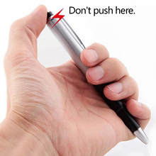 Hot! 1pcs Electric Shock Fancy Shocking Ball Point Pen Toy Gift Joke Prank Trick Fun New Sale