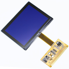 New Hot Sale Free Shipping LCD Cluster Display for Audi VW TT S3 A6 VW VDO OEM Jeager(China)