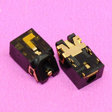 Brand New 4P Headphone MIC jack socket connector for Laptop Asus Acer Lenovo Sansung Dell HP Sony Toshiba audio jack