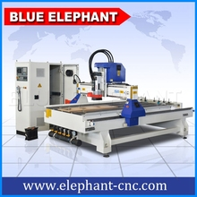 New 9kw ATC spindle Wood CNC Router 1325 3 Axis for metal aluminum stone from Factory  furniture wood machinery equipment cnc