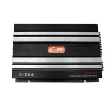 Car Amplifer 4 Channel 12V High Power 5800W Audio Stereo In Multichannel Amplifiers(China)