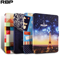 RBP Case for Kindle Paperwhite case Leather for Paperwhite 6 inch cover Luxury multipad cartoon prints for Amazon Kindle case