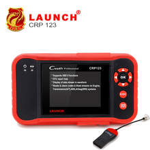 Original LAUNCH Car Scanner Creader CRP123 Code Reader CRP 123 Support more cars as Diagnostic Tool Creader vii+