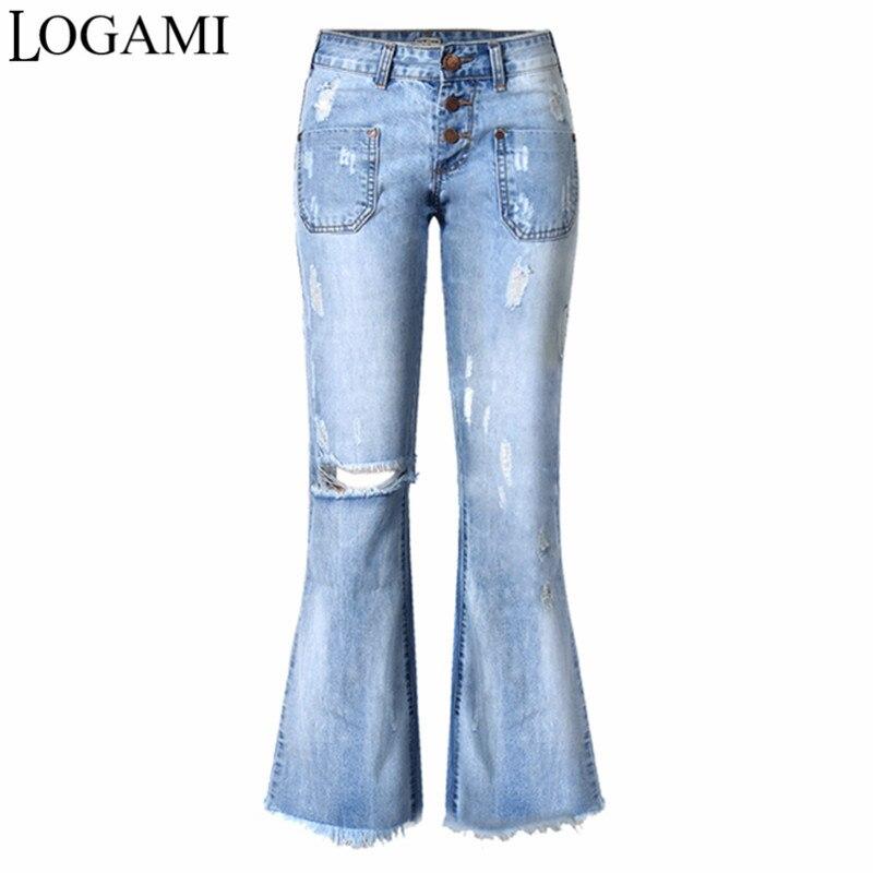 Wide Leg Jeans Women Pants Woman American Apparel Knee Out Denim Pants Pantalones Vaqueros Mujer Jean Trou Genou 2017Одежда и ак�е��уары<br><br><br>Aliexpress