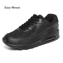 Easy Mouse 2017 Red Design Women Men Sport Shoes Breathable Air Mesh Women Men Sneaker Brand Jogging Shoes Men Trainer Fast Ship