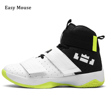 2017 New Men Basketball Shoes Men Sneakers Breathable Outdoor Athletic Sport Shoes Hombre Men Ankle Boots Zapatillas Baloncesto(China)