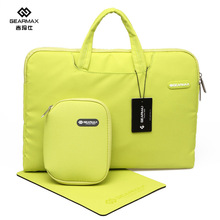 "The latest creative Combined Handbag Laptop bag Fashion waterproof Oxford for Apple Computer Bag for Macbook 11""13""15"""