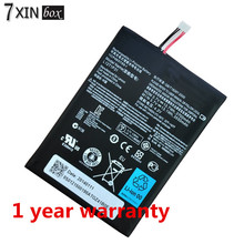 7XINbox 3550mAh 3.7V Laptop Battery For LENOVO IDEATAB A2107A 8GB 7IN TABLET A2107 A2207 A2 TABLET L12T1P31 BL195 1ICP48/67/89-1