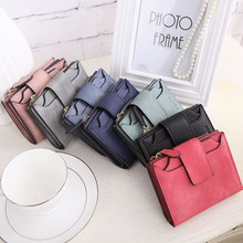 High-capacity medium women wallet bag, New arrive korean style day clutch bag.  Student coin purse and card holder,Wallet women