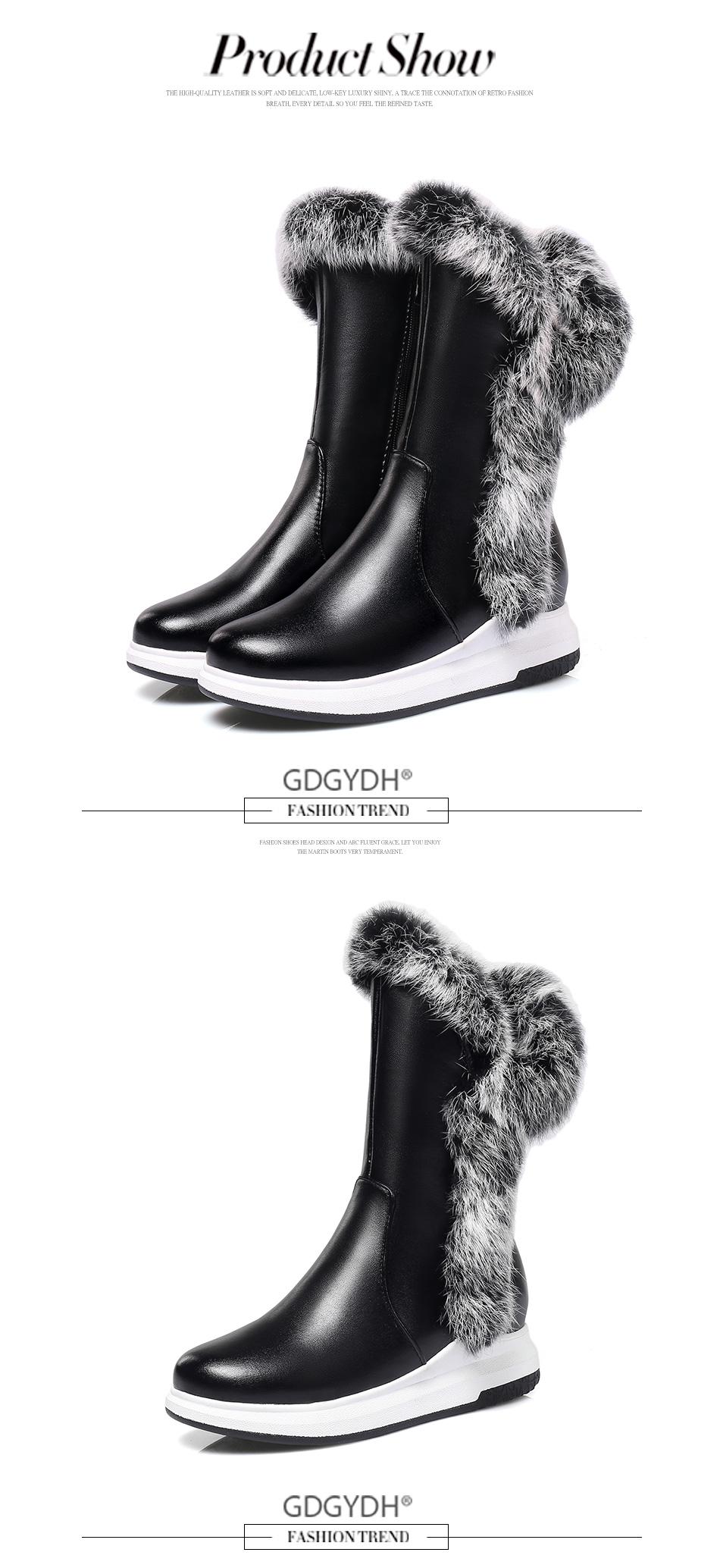 snow boots women 2017