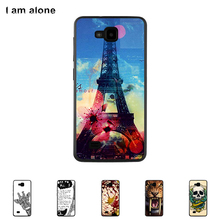 Soft TPU Silicone Case For ZTE Blade AF3 4.0 inch Cellphone Cover Mobile Phone Protective Skin Mask Color Paint Shipping Free